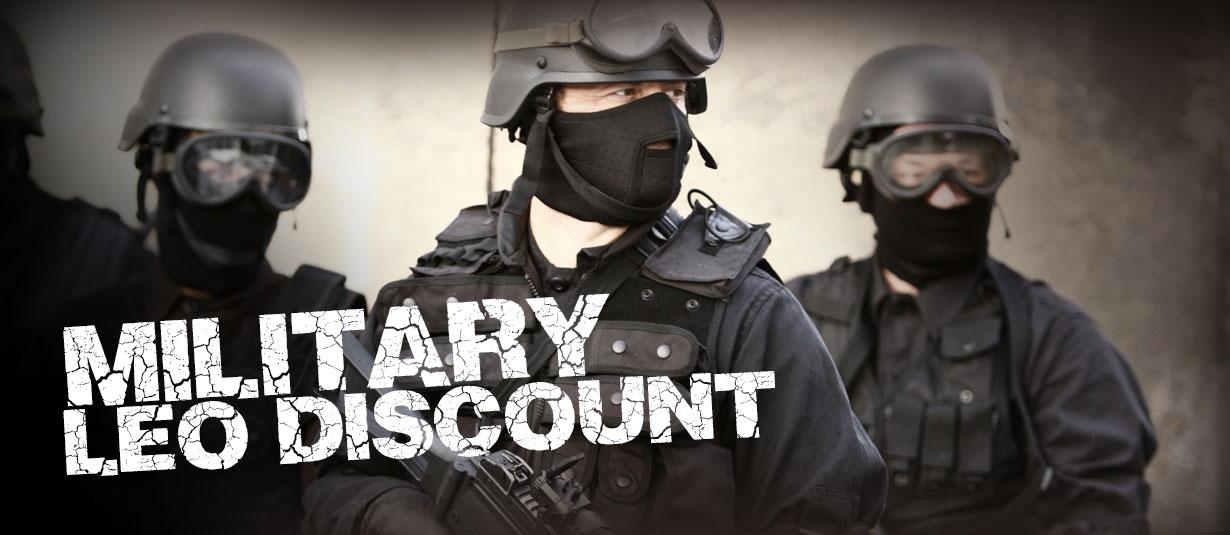 Military & Law Enforcement Discount | Prepper Gun Shop